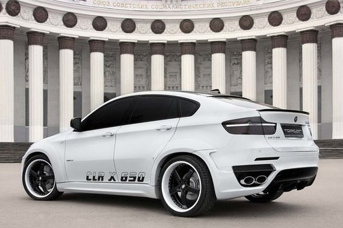 Tapeta BMW X6 - AM 0132