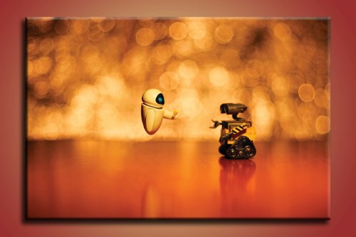 Wall-e a Eva - AN 0143