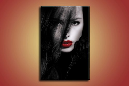 Red lips - LO 0111