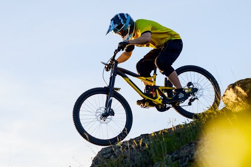 Downhill na bicykli interier - 3